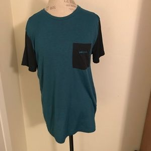 Patagonia crew-neck, short-sleeve T-shirt